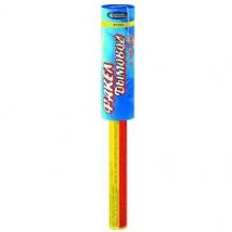 Факел дымовой с чекой синий (Р1751) 1 шт (Русский фейерверк)
