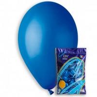 """Шар латексный 18"""" пастель Blue"""