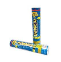Пневмохлопушка с конфетти и серпантином, 20 см