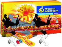 "Фейерверк вращающийся ""Солнечный цветок"", 1 шт (Р3100)"