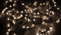 """Гирлянда """"Нить"""", 7 м, 180 ламп, 220V, 8 режимов, свечение белое"""
